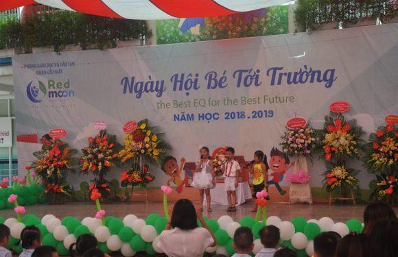 Hân hoan ngày Khai giảng năm học 2018 – 2019
