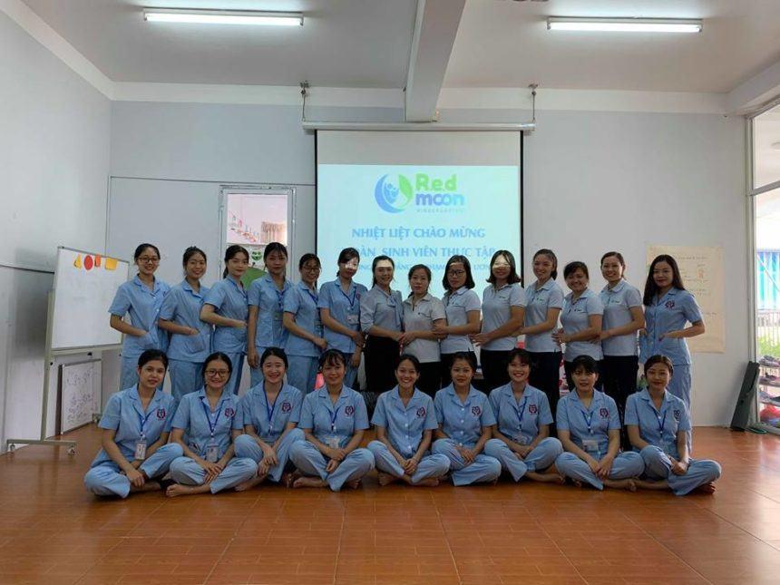 Chào mừng Đoàn sinh viên thực tập trường Cao Đẳng Sư phạm Trung Ương