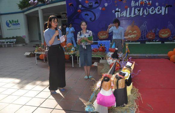Sự kiện Happy Halloween 2018