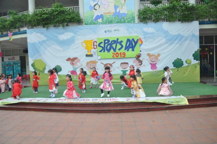 Snookball và Ngày hội thể thao của bé