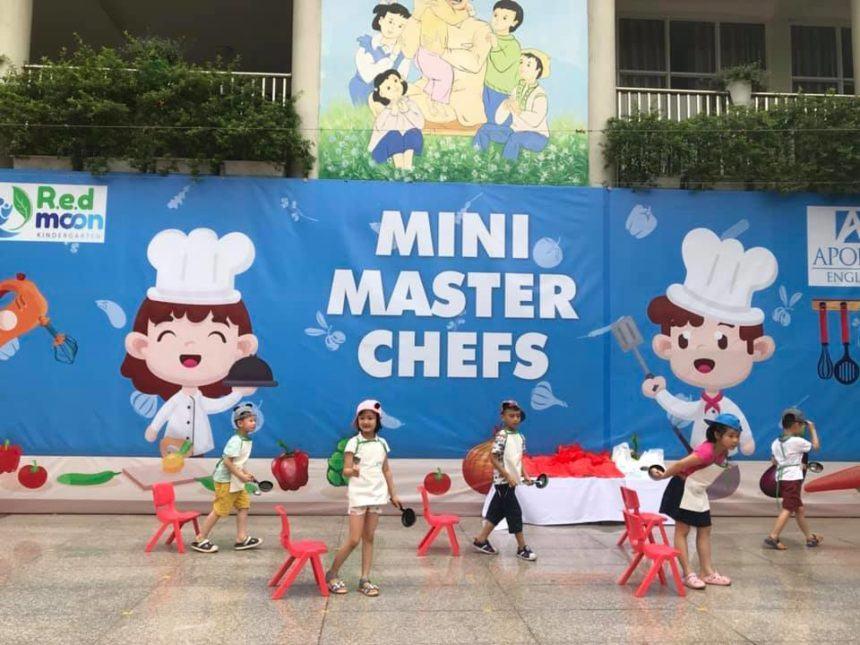 Mini Master Chef – Siêu Đầu Bếp Nhí 2019