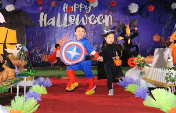 BẤT NGỜ: Dàn Siêu sao Marvel và Công chúa Disney Land đổ bộ xứ sở R.E.Dmoon tại sự kiện Halloween Huyền Bí