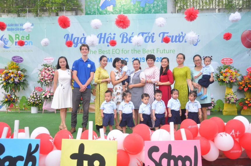 Ngày hội bé đến trường năm học 2019 – 2020